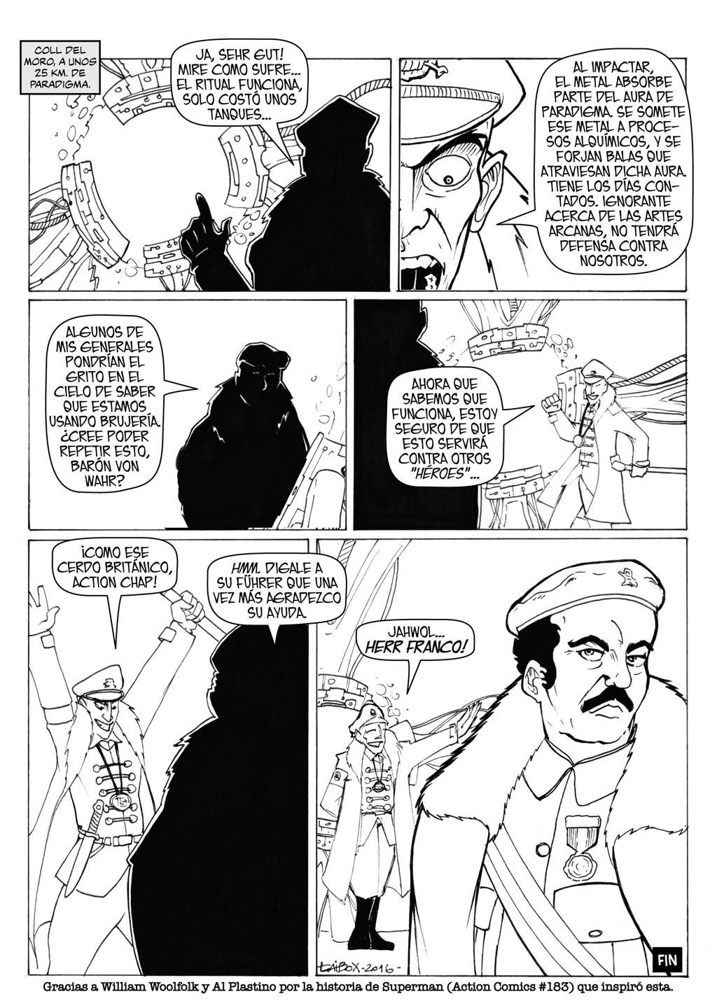 Extra: Universo Portento - Profesor Paradigma en Diez Mil Veces (Página 11)